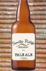 Seville Ridge Brewery's Popular PALE ALE